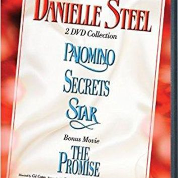 Christopher Plummer & Eva Marie Saint & Michael Miller & Peter H. Hunt -Danielle Steel Collection: (Palomino / Secrets / Star / The Promise)
