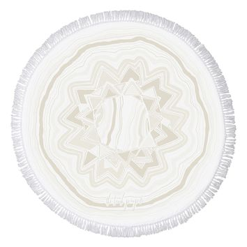 The Beach People Mirage Roundie Beach Towel | Nordstrom