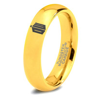 Doctor Who Ring Time Lord Design Ring Mens Fanatic Geek Sci Fi Science Fiction Boys Girl Womens Doctor Who Time Lord Fathers Day Gift Tungsten Carbide 276