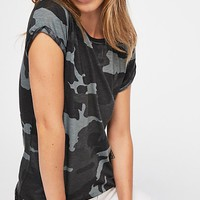 We The Free Camo Clare Tee