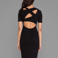 Bailey 44 Claudia Dress in Black