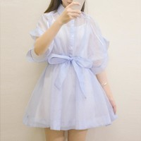Lolita Transparent Dress