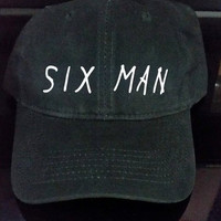 Six Man Hat-Drake