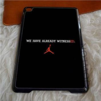CREYUG7 SUPREME AIR JORDAN iPad Mini Case