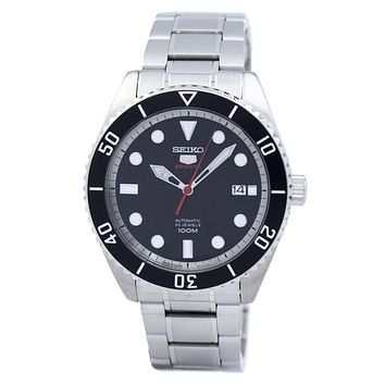 Seiko 5 Sports Automatic Japan Made SRPB91 SRPB91J1 SRPB91J Men's Watch