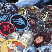Limited Run - Mass Effect / Fallout - Image Plugs