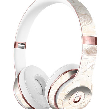 Slate Marble Surface V33 Full-Body Skin Kit for the Beats by Dre Solo 3 Wireless Headphones