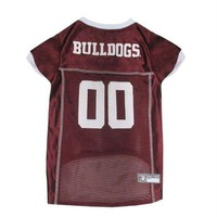 ONETOW Mississippi State Bulldogs Pet Jersey