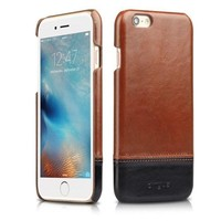 Two-Tone Cowhide Leather iPhone 6/6S