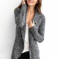[sold out] Marled sweater jacket | Banana Republic