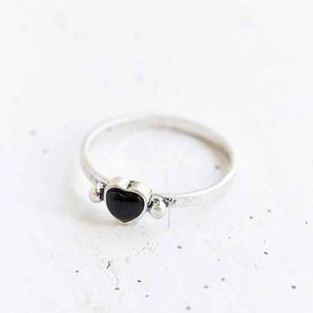 Stone Cold Heart Ring-