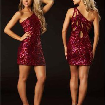 Mac Duggal dress 3467T - Homecoming dresses | NetFashionAvenue