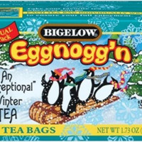 Bigelow Eggnogg'n an Eggceptional Winter Tea - 20 Teabags