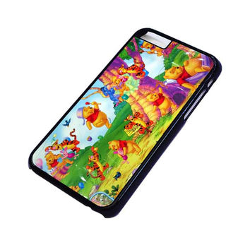 WINNIE THE POOH Cartoon iPhone 6 Case