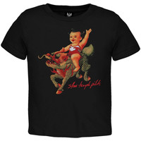 Stone Temple Pilots - Lil Rider Toddler T-Shirt