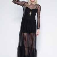 Wasteland Dresses - ShopWasteland.com - For Love & Lemons Smith Maxi Dress