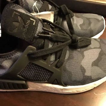 ADIDAS NMD XR1 BLACK DUCK CAMO. US MENS SZ 7. WOMENS 8.
