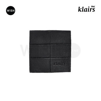 KLAIRS Gentle Black Sugar Charcoal Soap / Pore Soap / Black soap / Handmade