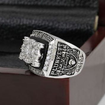 NFL - Oakland Raiders 1980 Super Bowl Championship Ring