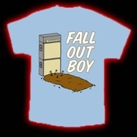 Speaker Grave Shirt by Fall Out Boy | Official Fall Out Boy Shirt