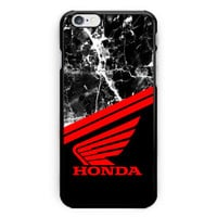 Honda Logo Motocross Hard Plastic Case For iPhone 6s, 6s plus, 7/7s Low Price