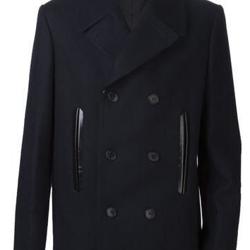 Balenciaga Double Breast Peacoat