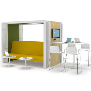 Pitstop Lounge - Pods / Enclosed spaces by Nurus | Architonic