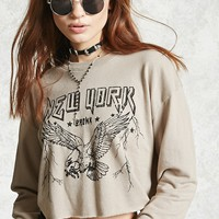 New York Bronx Pullover
