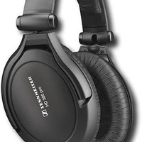 Sennheiser - Professional Monitoring Over-the-Ear Headphones - HD380PRO - Best Buy