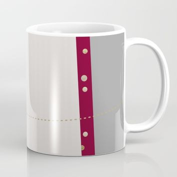 a few golden dots Mug by Ia Po