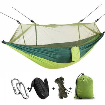 Weanas™ Camping Hammock with Mosquito Net