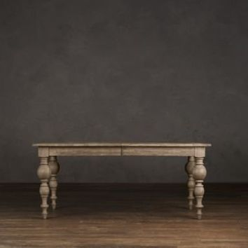 Grand Baluster Rectangular Dining Tables | Rectangular Dining Tables | Restoration Hardware