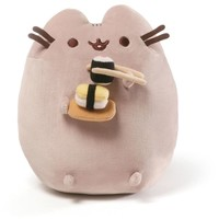 Pusheen Sushi Stuffed Animal, 9.5""