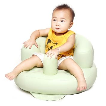 Inflatable Baby Sofa Dining Chair Training Seat Chair