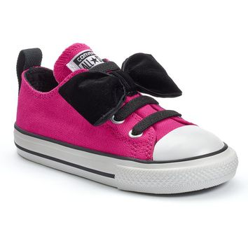 Converse Betty Bow Toddler Girls Sneakers