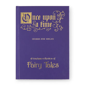Personalized Classic Fairy Tales Book | custom children's book, fairytale