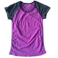 Quick Dry Yoga Shirts, Women Breathable, Fitness, Yoga T-shirt ,