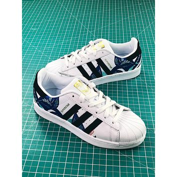 Adidas Superstar Shell Head White Shoes