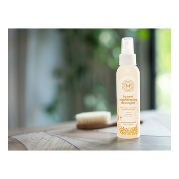 Honest Company Conditioning Detangler & Fortifying Spray 4 oz