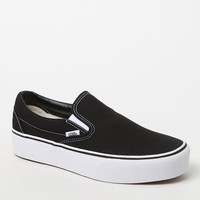 Vans Women's Slip-On Platform Sneakers at PacSun.com