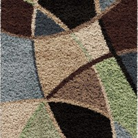 Orian Shag-Ri-La Abstract Duchess Area Rug