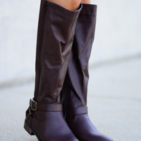 The Jayne Boot, Brown