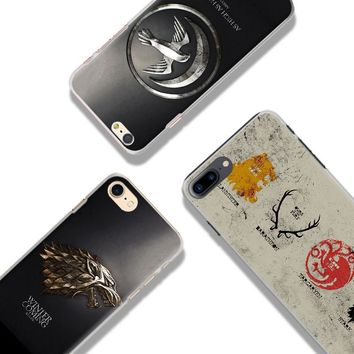 Game Of Thrones 3D Printed iPhone Cases