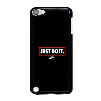 NIKE JUST DO IT SLOGAN iPod Touch 5 Case