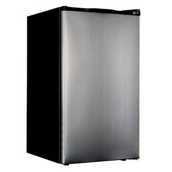 4.0cf Ss Compact Refrigerator