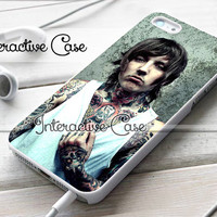 Bring Me The Horizon Vocalist - iPhone 4/4s/5/5s/5c Case - Samsung Galaxy S2/S3/S4 Case - Black or White