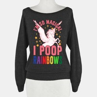 I'm So Magical I Poop Rainbows