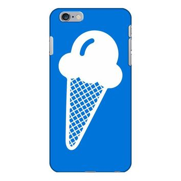 ice cream cone funny iPhone 6/6s Plus Case