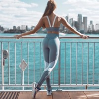 Sports Clothing Yoga Set Running Set Gym Clothing Jogging Suits For Women Sport Clothes For Women Fitness Suit Yoga Jumpsuit