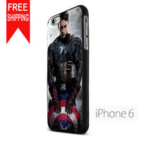 Captain America Poster US iPhone 6 Case